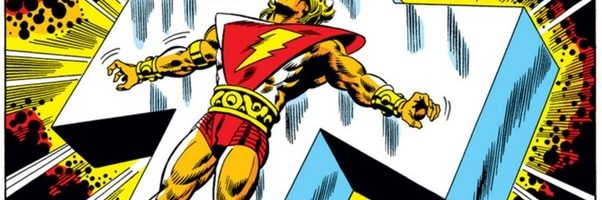 And men shall call him — warlock! Adam Warlock before Jim Starlin