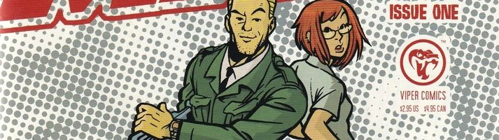 Comics You Should Own – 'The Middleman'