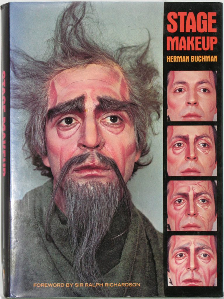'Stage Makeup' by Herman Buchman