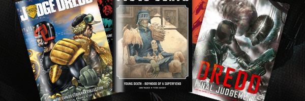 Last Call for the 2000AD Humble Bundle! And a Quick Kickstarter Find